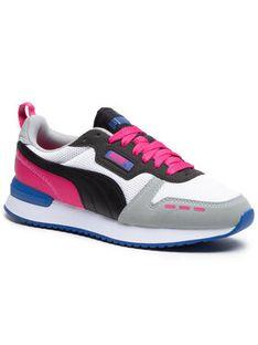 Puma Sneakersy R78 373117 21 Biały