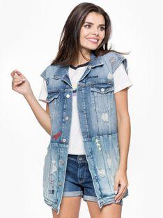 """Pepe Jeans """"Jenny Scribble"""" Denim"""