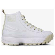 Buty sportowe damskie Fila sneakersy sznurowane płaskie