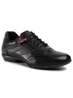 Lloyd Sneakersy Anselmo 19-017-10 Czarny