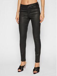 Guess Jeansy Lush W1YA95 D3OZ2 Czarny Skinny Fit