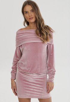 Różowa Sukienka Mormenor