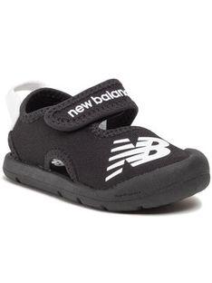 New Balance Sandały IOCRSRBK Czarny