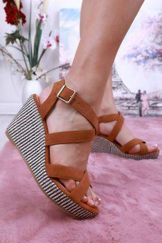 Damskie sandały DARIA BROWN
