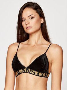 Versace Jeans Couture Biustonosz braletka D3HZB657 Czarny