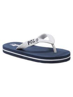 Polo Ralph Lauren Japonki Camino RF103044C Biały