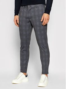 Only & Sons Chinosy Mark 22018649 Szary Regular Fit