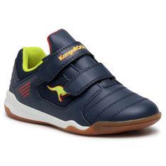 Sneakersy KANGAROOS - Miyard V 18694 000 4054 Dk Navy/Lime