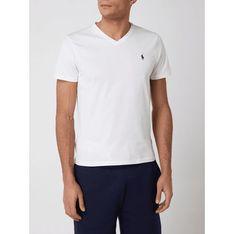 T-shirt męski Polo Ralph Lauren bialy