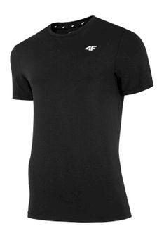 4F - Koszulka sportowa - czarny