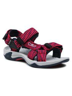CMP Sandały Kids Hamal Hiking Sandal 38Q9954 Różowy
