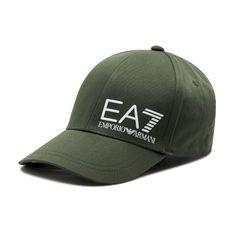 Czapka z daszkiem EA7 EMPORIO ARMANI - 275936 1P103 01388 Climbing Ivy