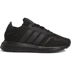 Buty sportowe dziecięce adidas czarny