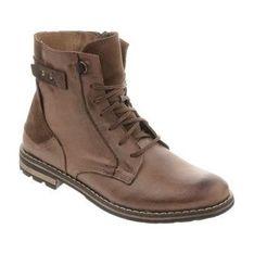 Buty zimowe męskie Komodo sznurowane