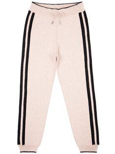Liu Jo Kids Spodnie dresowe Maglia Lungo CA G69216 MA09E Różowy Regular Fit