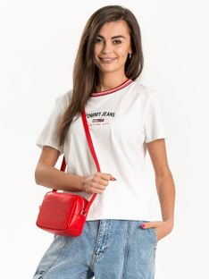 """Tommy Jeans """"Timeless Tee"""" White"""
