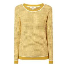Sweter damski Esprit z okrągłym dekoltem