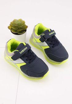 Buty sportowe zielone 1 Okeke