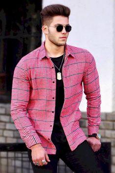 Męska koszula ELMER