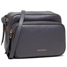 Torebka COCCINELLE - H60 Lea E1 H60 15 01 01 Ash Grey Y75