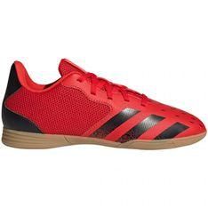 Buty piłkarskie adidas Predator Freak.4 In Jr FY6329 wielokolorowe