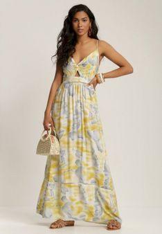 Jasnozielona Sukienka Thela