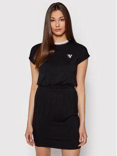 Volcom Sukienka codzienna Siiya B1312110 Czarny Regular Fit