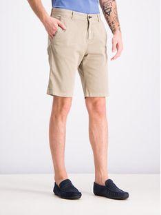 Joop! Jeans Szorty materiałowe 30015483 Beżowy Regular Fit