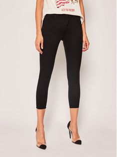 Wrangler Jeansy Skinny Fit Body Bespoke W28MJT100 Czarny Skinny Fit