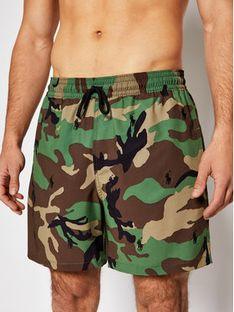 Polo Ralph Lauren Szorty kąpielowe 710835128001 Zielony Regular Fit