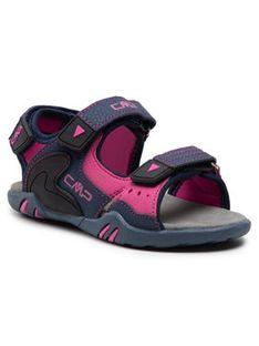 CMP Sandały Kids Alphard Hiking Sandal 39Q9614 Granatowy