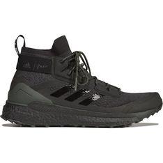 Buty sportowe męskie Adidas terrex sznurowane z zamszu