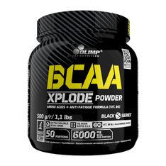 Olimp BCAA Xplode Powder, proszek, smak pomarańczowy, 500 g