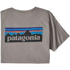 Koszulka męska Logo Organic P-6 Patagonia