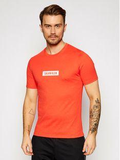 Calvin Klein Performance T-Shirt Pw 00GMS1K142 Czerwony Regular Fit