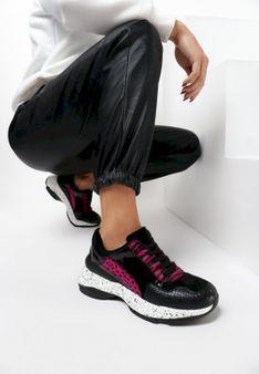 Różowe Sneakersy Lilanya