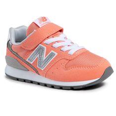 Sneakersy NEW BALANCE - YV996CCP Pomarańczowy