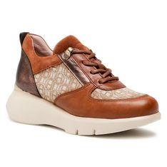 Sneakersy HISPANITAS - Aconcagua HI00603 Cuero/Biscuit