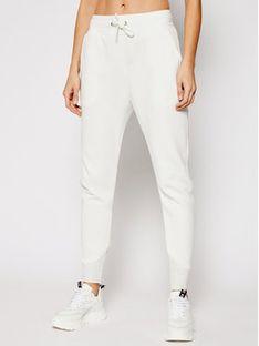 G-Star Raw Spodnie dresowe Pacior Sweat D17769-C235-111 Biały Regular Fit