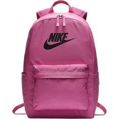 Plecak Nike z poliestru