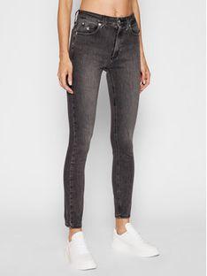 Calvin Klein Jeans Jeansy Skinny Fit Ckj 010 J20J214105 Szary Skinny Fit