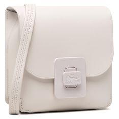 Torebka LACOSTE - S Crossover Bag NF3554LJ  Lilac Ash