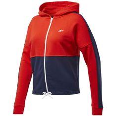Bluza damska z kapturem Training Essentials Logo Reebok