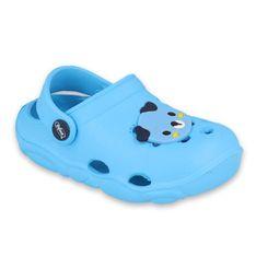 Befado inne obuwie dziecięce - niebieski 159X109 niebieskie