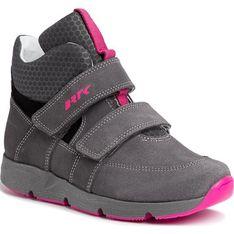 Bartek buty zimowe dziecięce na rzepy