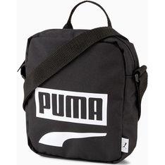 Listonoszka Puma na ramię z nadrukiem w sportowym stylu bez dodatków średnia