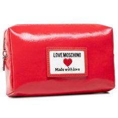 Kosmetyczka LOVE MOSCHINO - JC5305PP1CLC150A Rosso