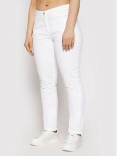 Persona by Marina Rinaldi Jeansy Regular Fit 1132049 Biały Regular Fit