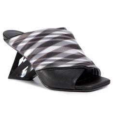 Klapki UNITED NUDE - Rockit Op Sandal 105350114951 Black