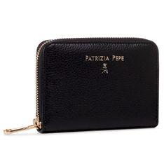 Duży Portfel Damski PATRIZIA PEPE - 2V8512/A4U8N-K103 Nero